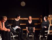 2014-04-05 The Laramie Project (90), Theatre Black Dog, Snoqualmie, WA