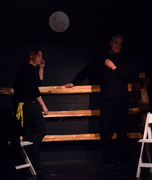 2014-04-05 The Laramie Project (75), Theatre Black Dog, Snoqualmie, WA