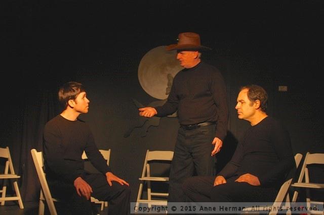 "2015-04-20 ""The Laramie Project: Ten Years Later"" (2015), Theatre Black Dog, Snoqualmie, WA (Photo #3659)"