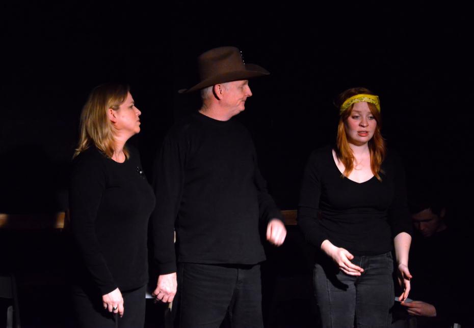 2014-04-05 The Laramie Project (224), Theatre Black Dog, Snoqualmie, WA