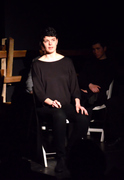 2014-04-05 The Laramie Project (161), Theatre Black Dog, Snoqualmie, WA