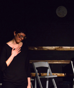 2014-04-05 The Laramie Project (240), Theatre Black Dog, Snoqualmie, WA
