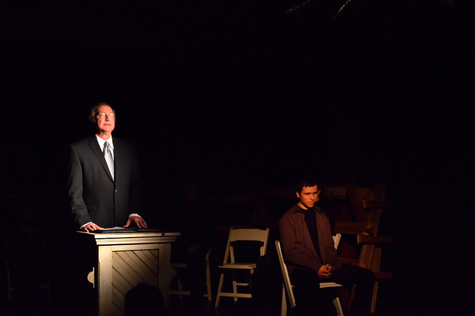 2014-04-05 The Laramie Project (219), Theatre Black Dog, Snoqualmie, WA
