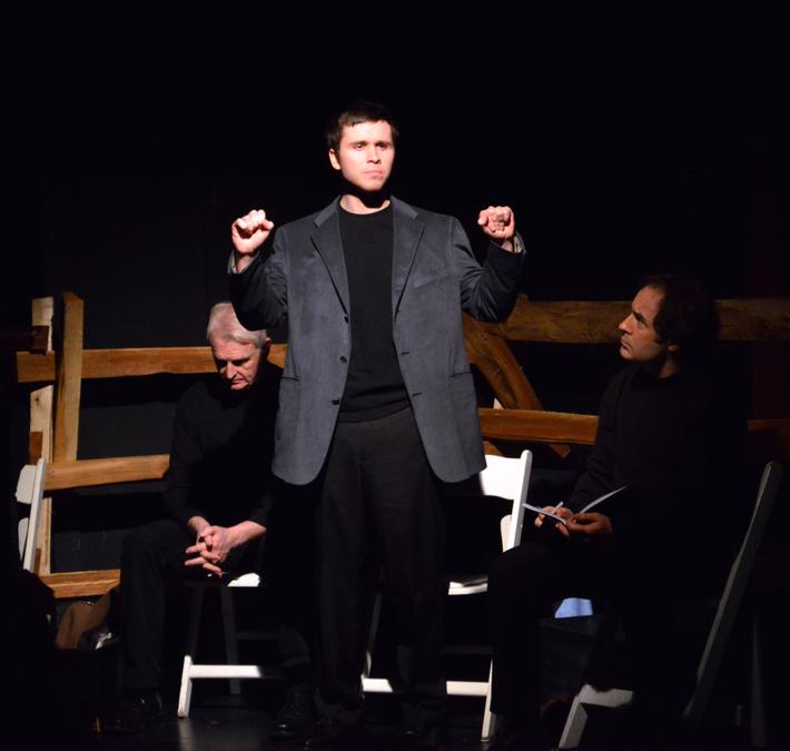 2014-04-05 The Laramie Project (142), Theatre Black Dog, Snoqualmie, WA