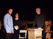 2014-04-05 The Laramie Project (194), Theatre Black Dog, Snoqualmie, WA