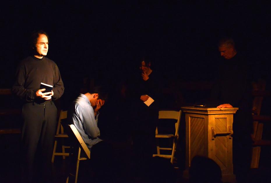 2014-04-05 The Laramie Project (199), Theatre Black Dog, Snoqualmie, WA