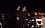 2014-04-05 The Laramie Project (201), Theatre Black Dog, Snoqualmie, WA