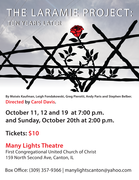 Many Lights Stage Production's Promotion Poster