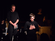 2014-04-05 The Laramie Project (40), Theatre Black Dog, Snoqualmie, WA