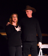 2014-04-05 The Laramie Project (222), Theatre Black Dog, Snoqualmie, WA