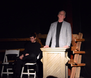 2014-04-05 The Laramie Project (166), Theatre Black Dog, Snoqualmie, WA