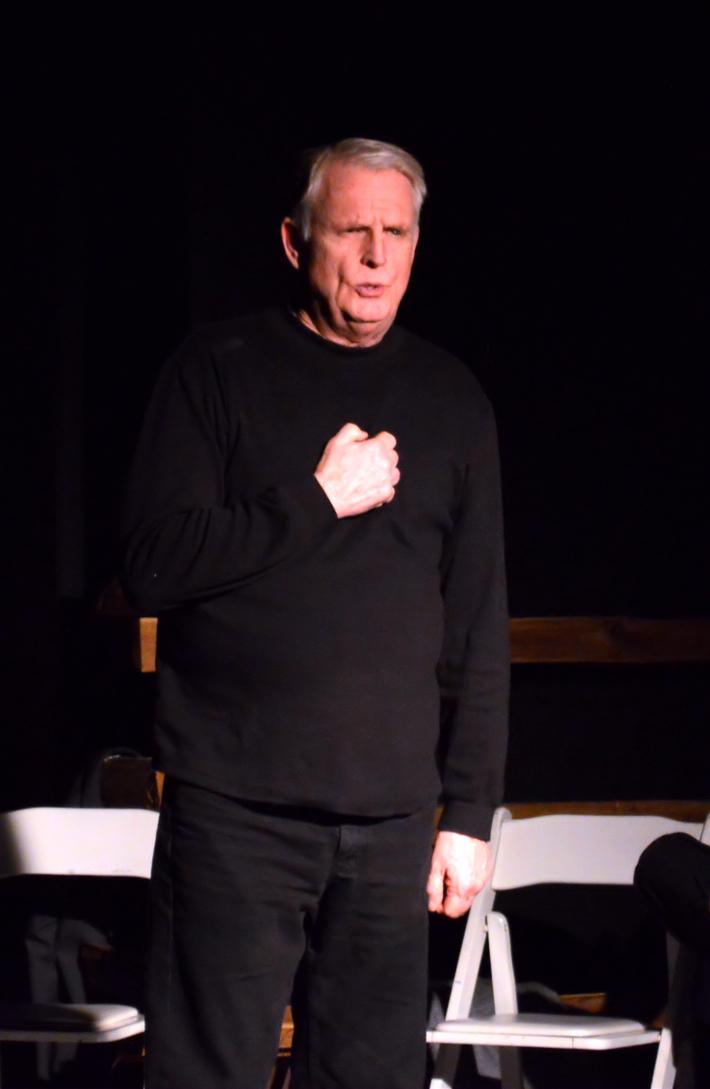 2014-04-05 The Laramie Project (235), Theatre Black Dog, Snoqualmie, WA