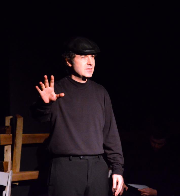 2014-04-05 The Laramie Project (238), Theatre Black Dog, Snoqualmie, WA