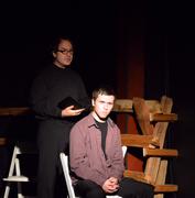 2014-04-05 The Laramie Project (209), Theatre Black Dog, Snoqualmie, WA