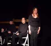 2014-04-05 The Laramie Project (234), Theatre Black Dog, Snoqualmie, WA
