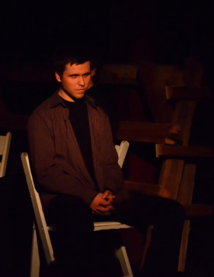 2014-04-05 The Laramie Project (219), Theatre Black Dog, Snoqualmie, WA