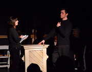 2014-04-05 The Laramie Project (56), Theatre Black Dog, Snoqualmie, WA