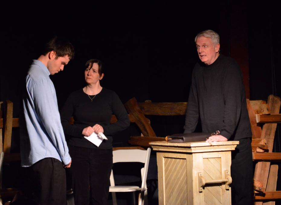 2014-04-05 The Laramie Project (195), Theatre Black Dog, Snoqualmie, WA