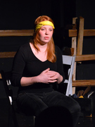 2014-04-05 The Laramie Project (78), Theatre Black Dog, Snoqualmie, WA