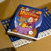 Alf Prøysens barnesanger på DVD