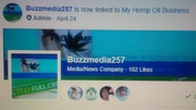 BUZZMEDIA257 ROCKETTFUELFEED RSS BLAST OFF BASE WIDGET