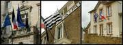 Le Gwenn ha Du sur nos Mairies Bretonnes