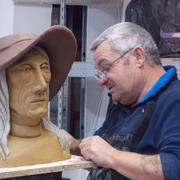 sculptures figuratif de periault lionel
