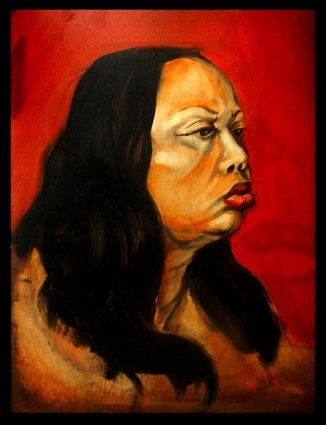 Portrait of a Mistress