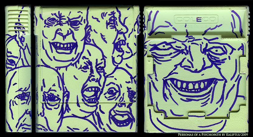 Personas of a Psychopath