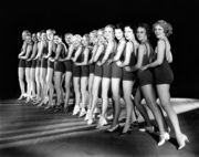 Chorus Girls from Footlight Parade