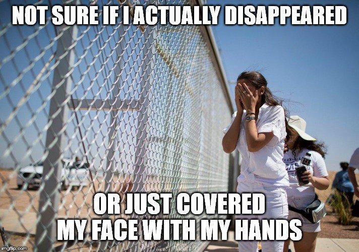 AOC At Border
