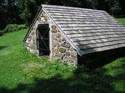 BrandyWine Battlefield Springhouse