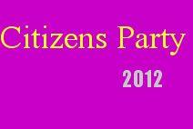 Citizens Party 2012
