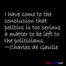Charles de Gaulle Quote