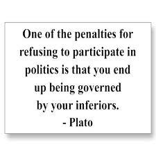 Plato - Politics