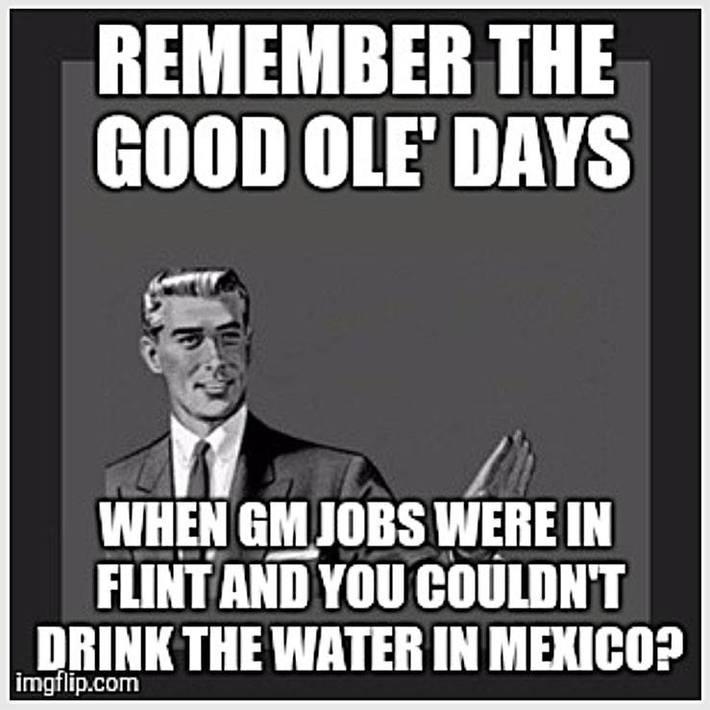 Good Ole' Days