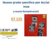 GRADI INOX KT125