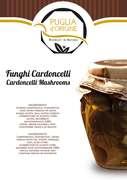 funghi cardoncelli CARDONCELLI MASHROOMS