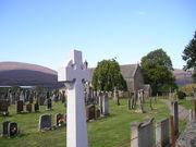 Kirkmichael churchyard