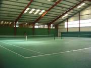 Tennis New York Indoors (Winter or When It Rains)