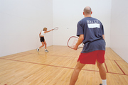 Racquetball in Denver