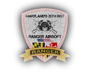 Maryland's 25th Ranger Regiment Airsoft