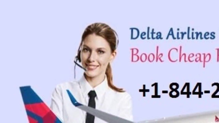 Book Flight Ticket with Delta Airlines Reservation Number