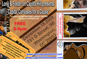 """Capital Canvases for a Cause"" featuring Kuroji Ntu"