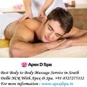 Body massage centres inDelhi