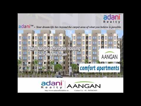 Adani Aangan Affordable Housing Gurgaon