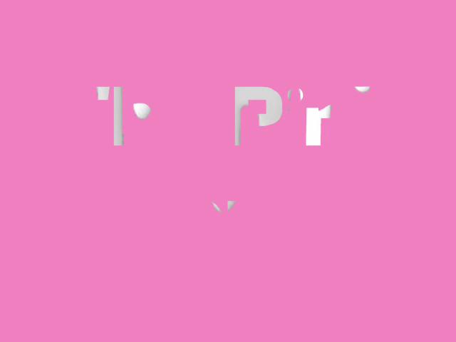 The Pink Corgi