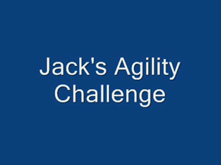 Jack's Challenge!