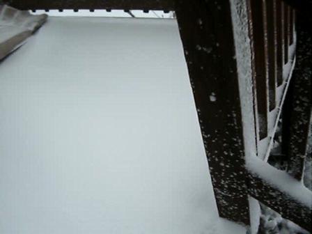 February snow storm
