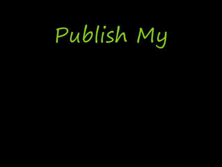 Publish My Love
